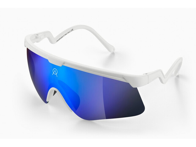 ALBA Optics Delta Revo Sky Glasses Men white
